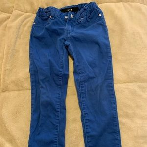 Joes Jeans in a great blue color Sz 4